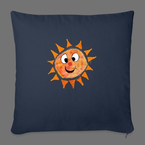 Słońce - Poszewka na poduszkę 45 x 45 cm
