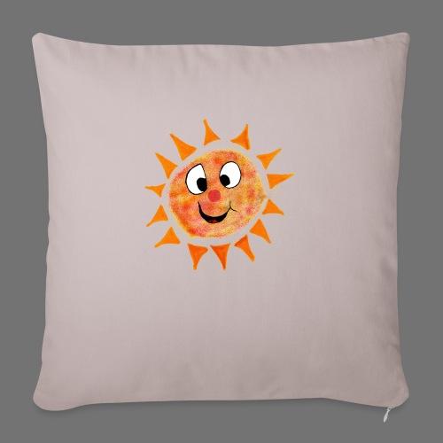 Sun - Sofa pillowcase 17,3'' x 17,3'' (45 x 45 cm)