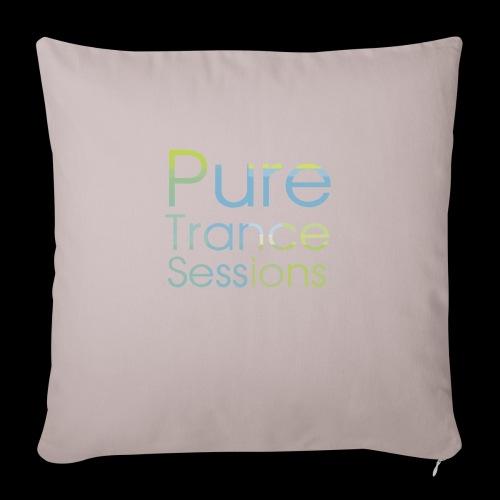 pts text hd - Sofa pillowcase 17,3'' x 17,3'' (45 x 45 cm)