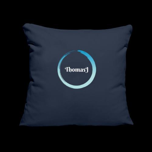 ThomasJ 2018 Deluxe Edition - Copricuscino per divano, 45 x 45 cm