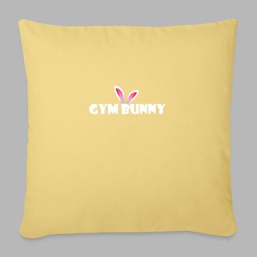 GYM Bunny - Sofakissenbezug 44 x 44 cm