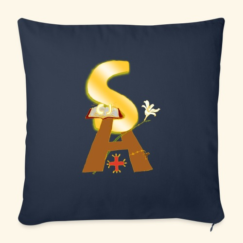 Saint Antony - Copricuscino per divano, 45 x 45 cm