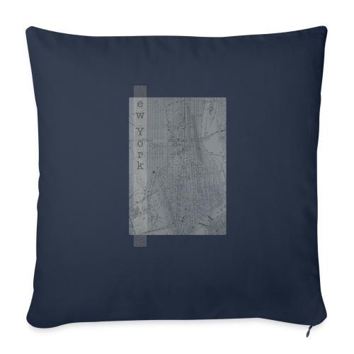 New York - Poszewka na poduszkę 45 x 45 cm