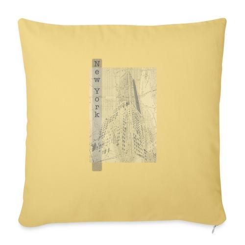New York - Sofa pillowcase 17,3'' x 17,3'' (45 x 45 cm)