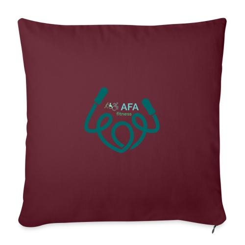 AFAfitness - Copricuscino per divano, 45 x 45 cm