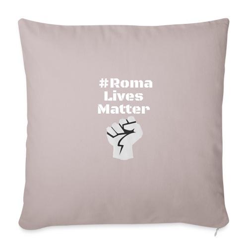 Fist Roma Lives Matter - Sofakissenbezug 44 x 44 cm