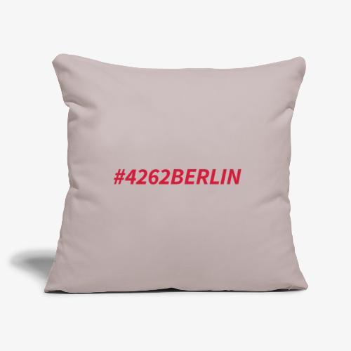 #4262berlin - Sofakissenbezug 44 x 44 cm