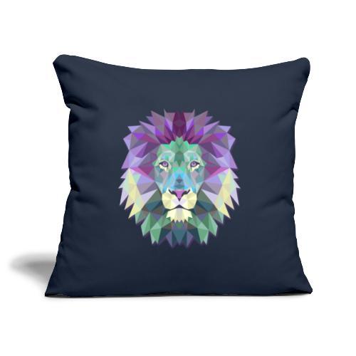 Lion - Copricuscino per divano, 45 x 45 cm