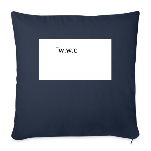 White Wolf Clothing - Pudebetræk 45 x 45 cm