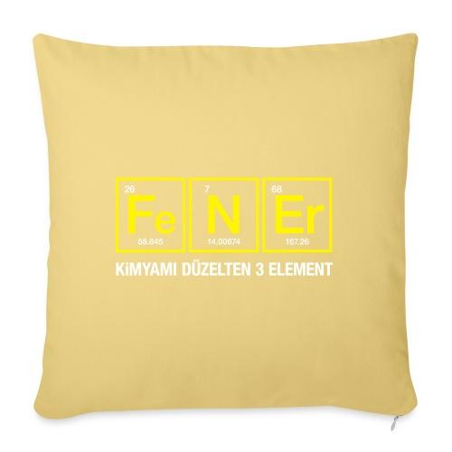 Elements - Sofakissenbezug 44 x 44 cm