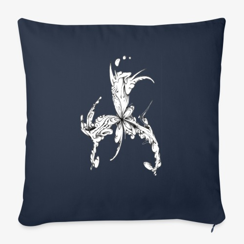Trilogy - Sofa pillowcase 17,3'' x 17,3'' (45 x 45 cm)