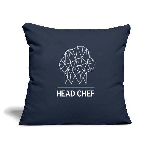 Head Chef - Sofa pillowcase 17,3'' x 17,3'' (45 x 45 cm)