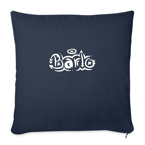 Signature officiel - Sofa pillowcase 17,3'' x 17,3'' (45 x 45 cm)