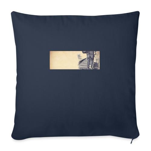 solo.pigion - Housse de coussin décorative 45x 45cm