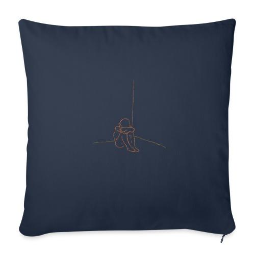 badge3 - Sofa pillowcase 17,3'' x 17,3'' (45 x 45 cm)