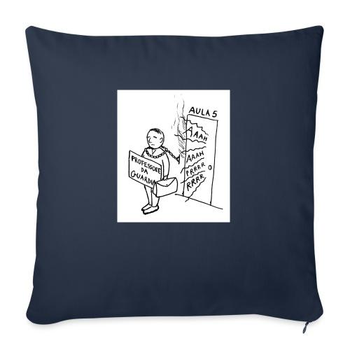 prof da guardia - Copricuscino per divano, 45 x 45 cm