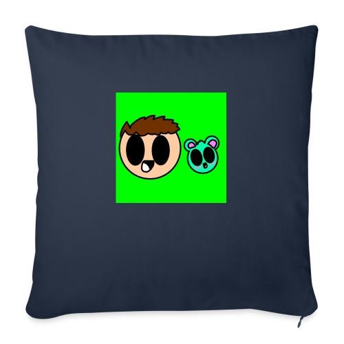Zackary - Sofa pillowcase 17,3'' x 17,3'' (45 x 45 cm)
