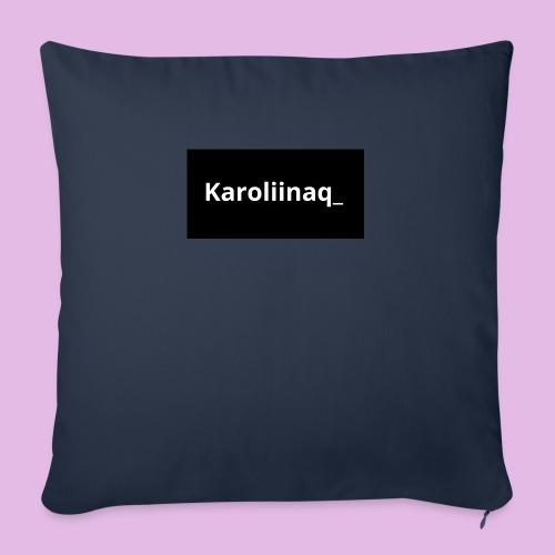 Karoliinaq_ - Sohvatyynyn päällinen 45 x 45 cm