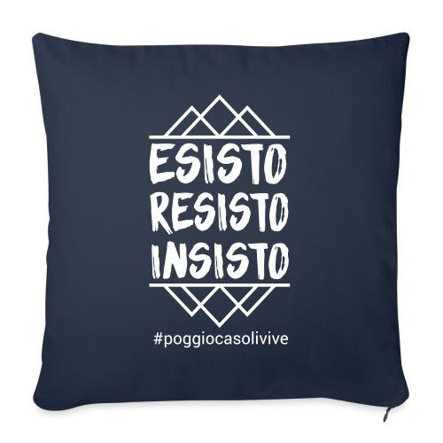 patch resisto - Copricuscino per divano, 45 x 45 cm