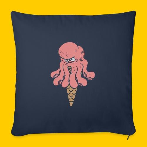 Octo pink - Soffkuddsöverdrag, 45 x 45 cm