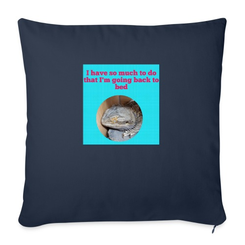 The sleeping dragon - Sofa pillowcase 17,3'' x 17,3'' (45 x 45 cm)