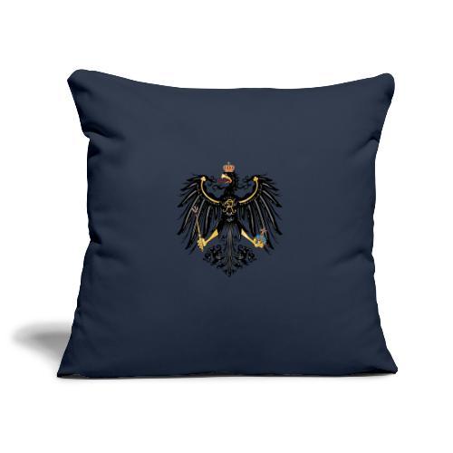 Preussischer Adler - Sofakissenbezug 44 x 44 cm