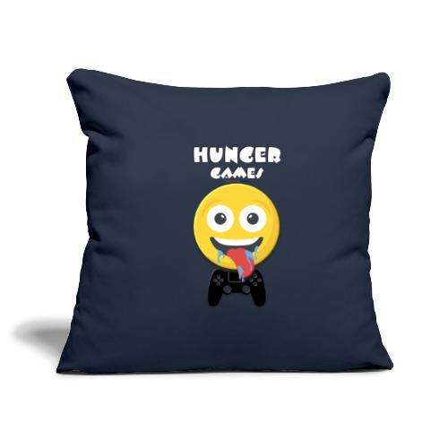 Hunger Games TShirt - Housse de coussin décorative 45x 45cm
