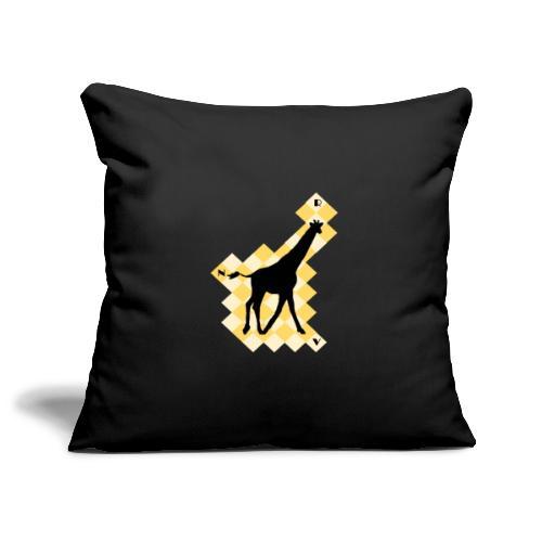 GiraffeSquare - Sohvatyynyn päällinen 45 x 45 cm