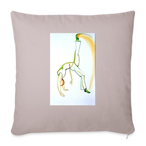 small capo 4 - Sofa pillowcase 17,3'' x 17,3'' (45 x 45 cm)