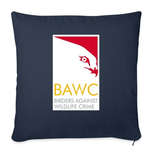 BAWC Logo - Sofa pillowcase 17,3'' x 17,3'' (45 x 45 cm)