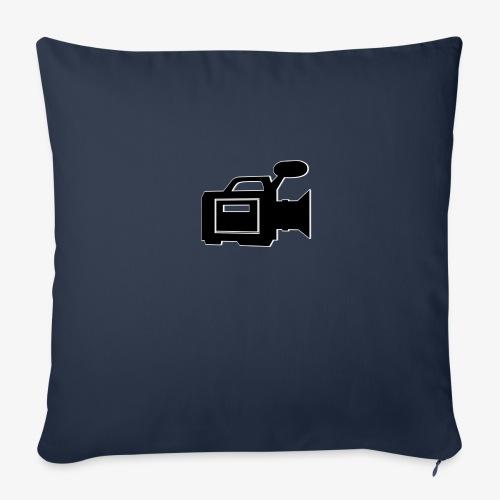 camera - Pudebetræk 45 x 45 cm