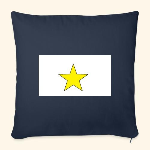 Star - Soffkuddsöverdrag, 45 x 45 cm