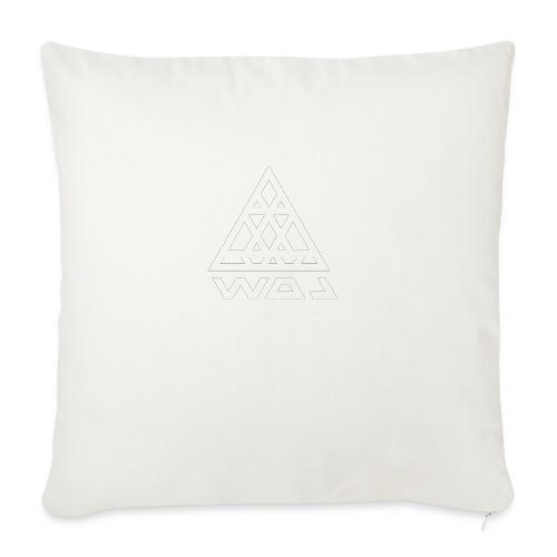 Triangel Konst - Soffkuddsöverdrag, 45 x 45 cm