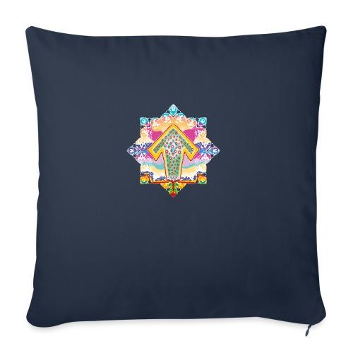 decorative - Sofa pillowcase 17,3'' x 17,3'' (45 x 45 cm)