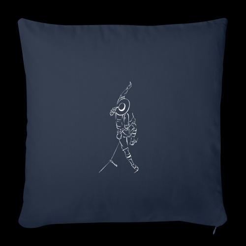 Tiroler Bergsteiger - Copricuscino per divano, 45 x 45 cm