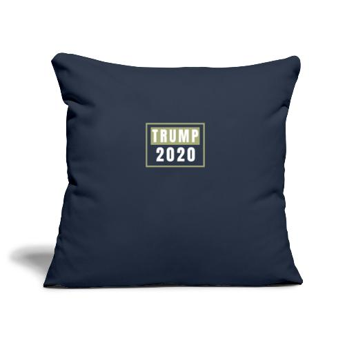 TRUMP 2020 - Poszewka na poduszkę 45 x 45 cm