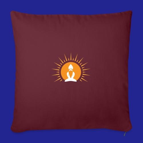 Guramylyfe logo no text - Sofa pillowcase 17,3'' x 17,3'' (45 x 45 cm)