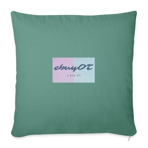 ebuyot - Copricuscino per divano, 45 x 45 cm