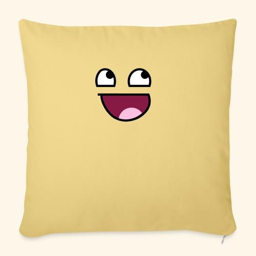 Smiley - Pudebetræk 45 x 45 cm