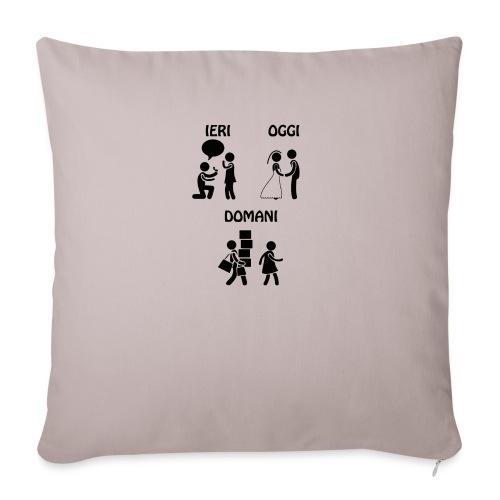 4 - Copricuscino per divano, 45 x 45 cm