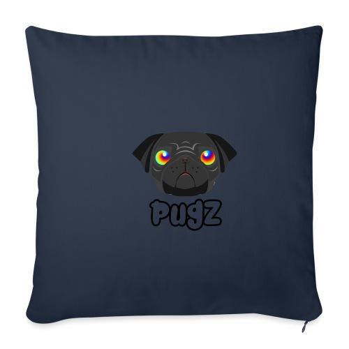 PugZ - Soffkuddsöverdrag, 45 x 45 cm