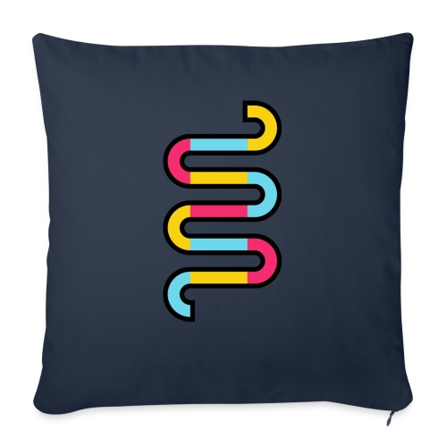 Die DNA deines Unternehmens - Sofakissenbezug 44 x 44 cm