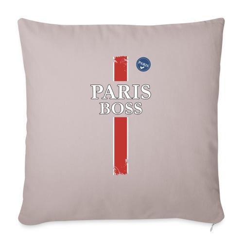 parisfinal11.png - Housse de coussin décorative 45x 45cm