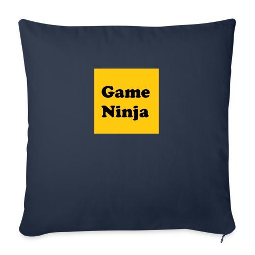 Game Ninja - Sofaputetrekk 45 x 45 cm