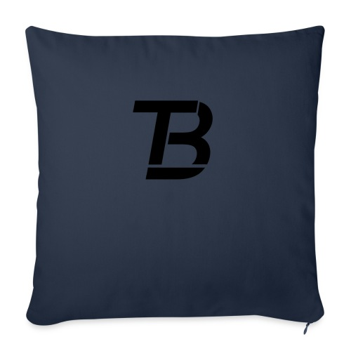 brtblack - Sofa pillowcase 17,3'' x 17,3'' (45 x 45 cm)
