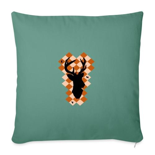 DeerSquare - Sohvatyynyn päällinen 45 x 45 cm
