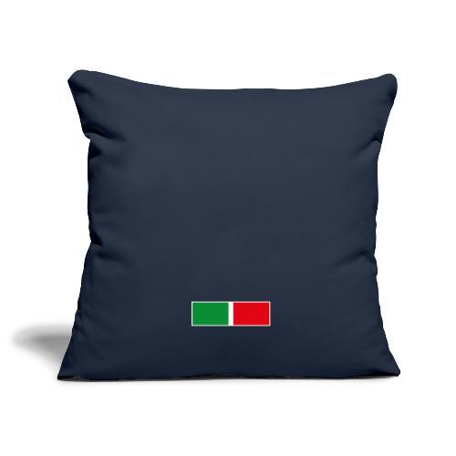 ita stile flag - Copricuscino per divano, 45 x 45 cm