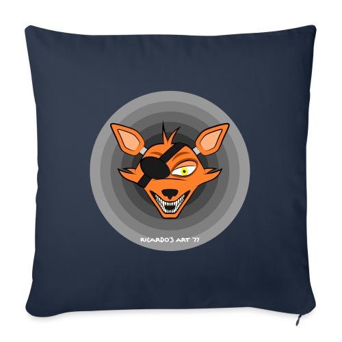 Five Nights at Freddy's - FNAF Foxy - Sofa pillowcase 17,3'' x 17,3'' (45 x 45 cm)