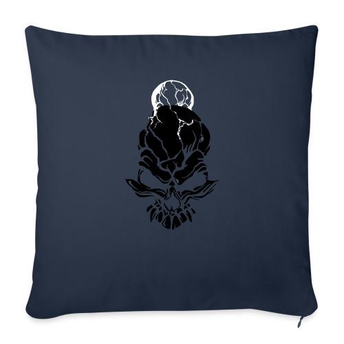 F noize fronte png - Sofa pillowcase 17,3'' x 17,3'' (45 x 45 cm)