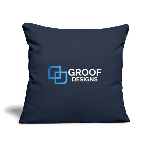 Dark bg copy - Sofa pillowcase 17,3'' x 17,3'' (45 x 45 cm)